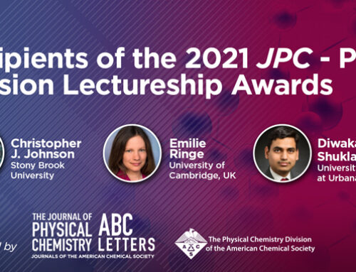 2021 JPC-PHYS Lectureship Winners Announced